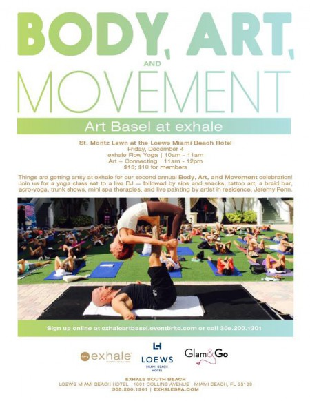 Body, Art and Movement
