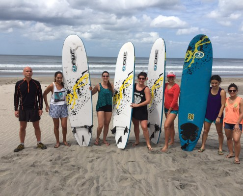 SPRING RENEWAL IN NICARAGUA