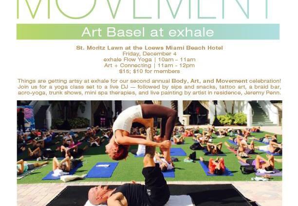 Body, Art and Movement